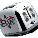 Prestige art deco toaster