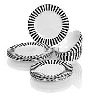 Stylish tableware  sc 1 st  Fresh Design Blog & M\u0026S Ruby 12 piece dinner set ~ Fresh Design Blog