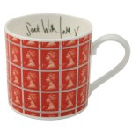 Stamp Collection mugs