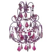 flounce-flock-chandelier-purple