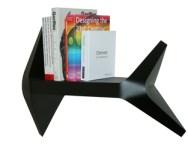 Stylish and practical modern Fold shelf