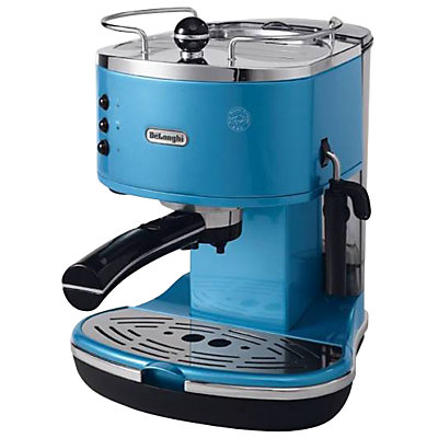 DeLonghi Icona coloured coffee maker