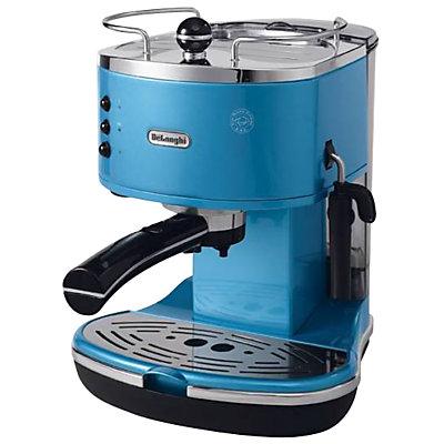 DeLonghi Icona coloured coffee maker