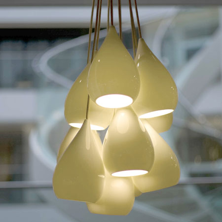 Wow factor drop ceiling pendant lights