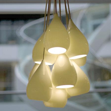 Wow factor drop ceiling pendant lights