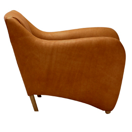 Fabulous Balzac armchair from Heal's