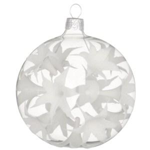 Unusual designer Christmas tree bauble