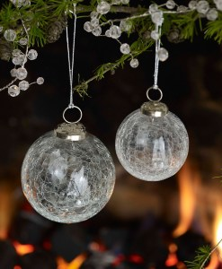 Christmas tree decorations from Lombok