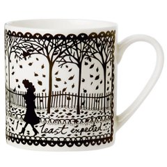 Robert Ryan limited edition mug from John Lewis