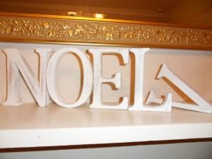 Love wooden multi-purpose letters from Sorella
