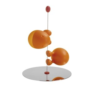 Fun and funky resin cruet set by Alessi