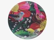 Designer Ella Doran Indian tale melamine plate