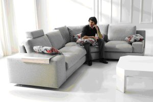Corner sofa for your lounge