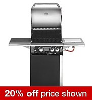 Save money on a gas barbecue