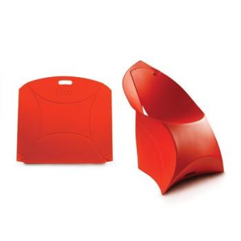 Flux the flexible design portable chair