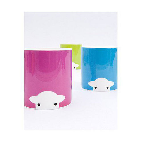 Herdy Sheep Peep Mug from The Herdy Company