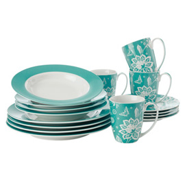 Half price Maxwell and Williams dinnerware set