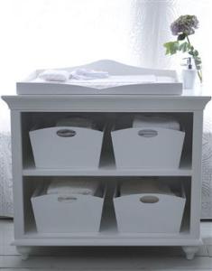 Contemporary white dresser furniture
