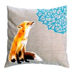 Animal inspired cushions from ContemporaryLab