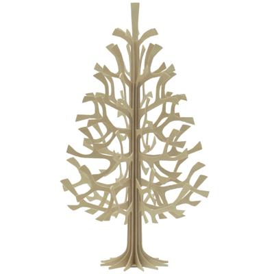 Nordic Design Forum birch plywood Christmas tree