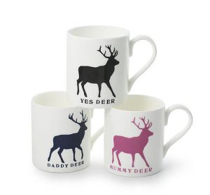 Funky deer home accessories