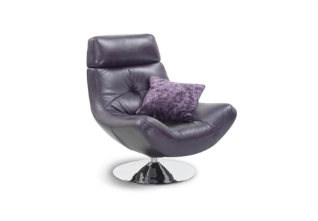 Dali swivel chair in the Furniture Village sale
