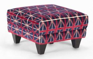 Union Jack interior design trend