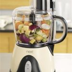 Next cream food processor: under £50