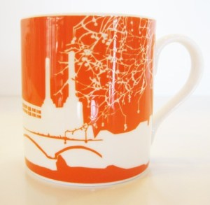 Snowdon Flood designer ceramics
