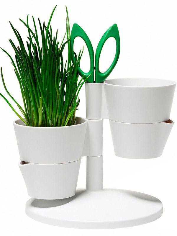 Normann Copenhagen herb stand flowerpot
