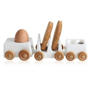Novelty quirky egg cups