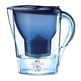 Drink better water at home with a water filter
