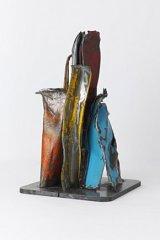 Compression contemporary French sculpture design