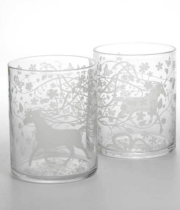 Tord Boontje Table Stories horse glasses