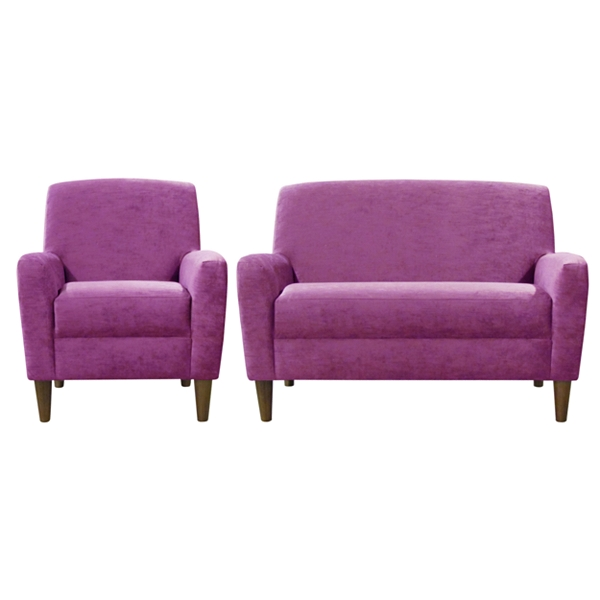 Sullivan Snuggler sofa and chair from John Lewis