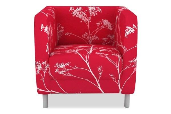 Floral Sofapop Calton contemporary armchair