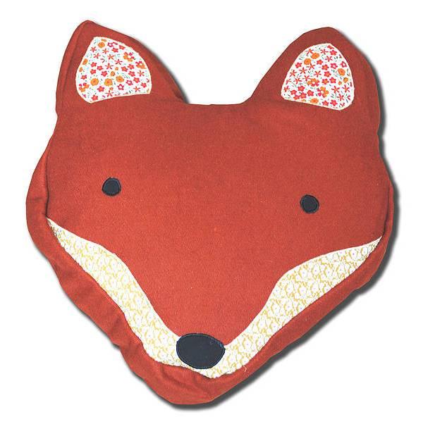 Feeling foxy? Fox cushion from Hunkydory Home