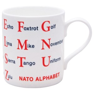 Learn the phonetic Nato alphabet