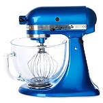 Kitchen Aid Artisan mixer on sale at Selfridges