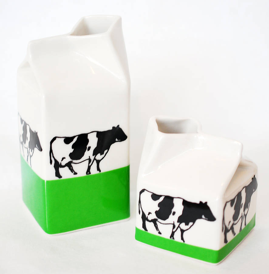 Hanne rysgaard cow design ceramic milk jug fresh design blog for Fresh design blog