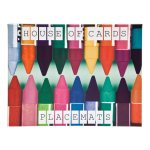 Eames House of Cards placemats
