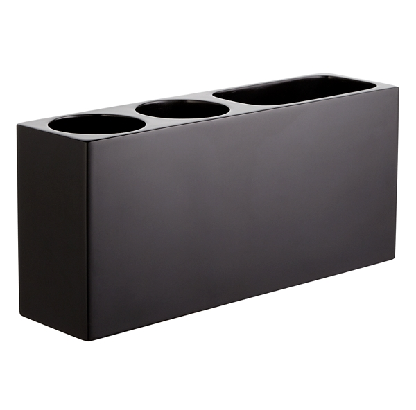 Bathroom accessories: black electric toothbrush holder ... on Decorative Sconces Don't Need Electric Toothbrush id=55576
