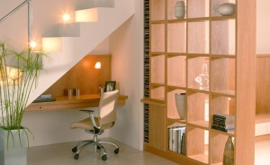 Neville Johnson fitted home office furniture