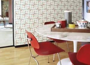 Contemporary modern designer wallpaper for your home
