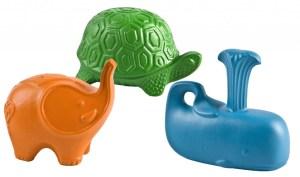 Designer Jonathan Adler elephant whale turtle