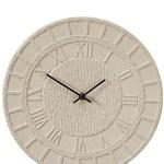 Fresh Design trend: Knitted effect clock