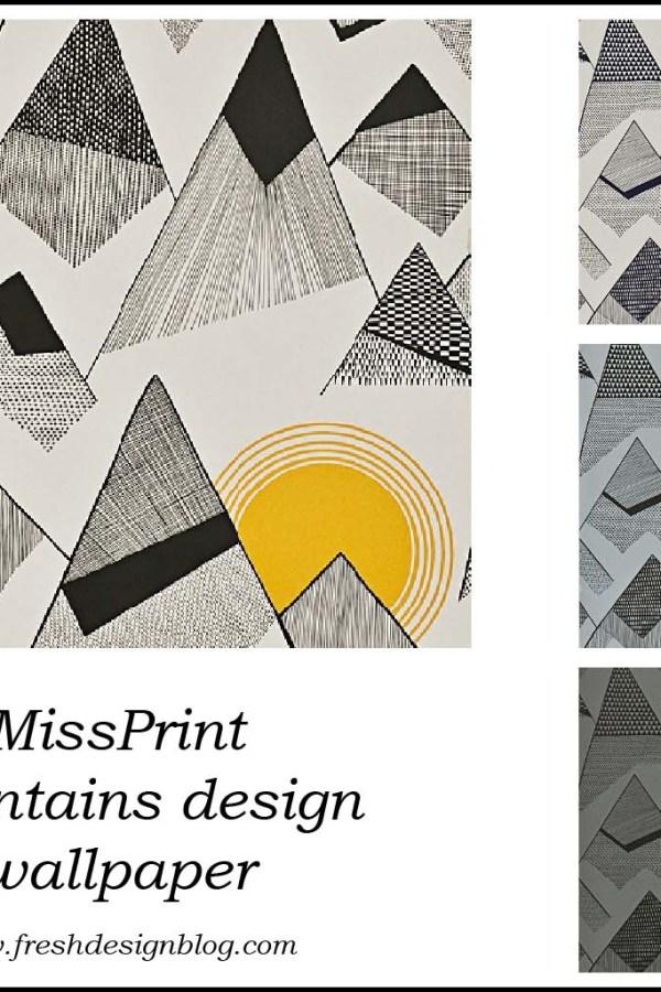 Mountains wallpaper by MissPrint