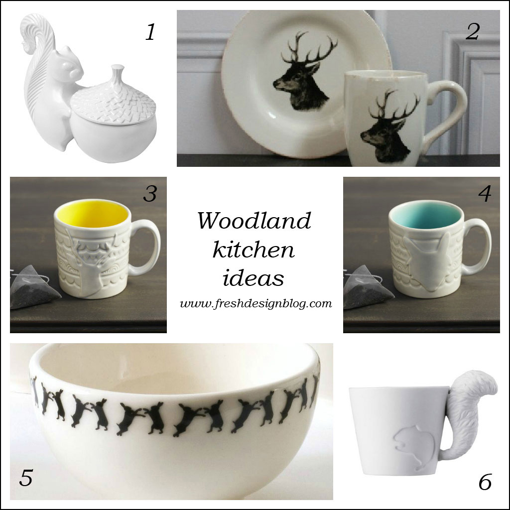 Most wanted high street hunter winter woodland home for Fresh design blog