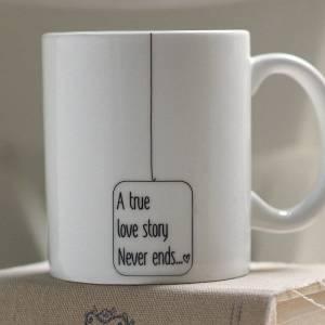 Fresh design love mug Valentine's gift idea