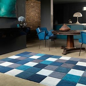 Add colour and warmth to your floor with a rug